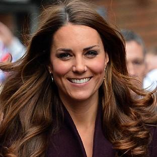 Kate sets a HypnoBirthing trend in Australia